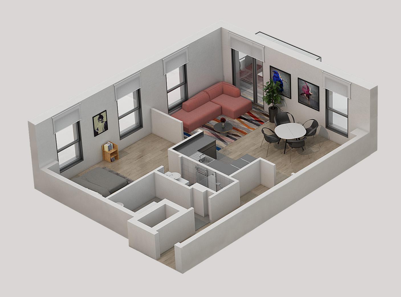 House A1-06-02