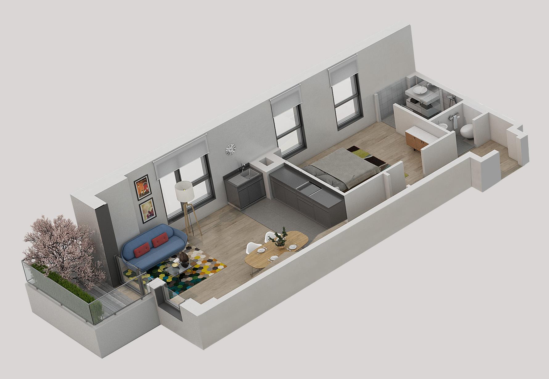 House A1-08-01